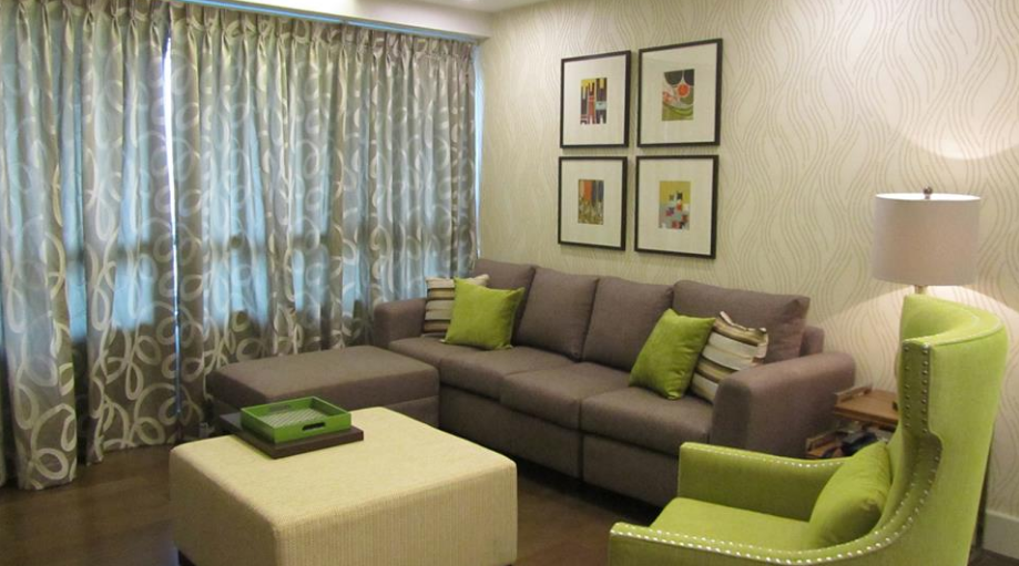 One Bedroom Unit at Edades Rockwell